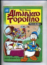 Walt Disney # ALMANACCO TOPOLINO # N.12 Dicembre 1969 # Mondadori