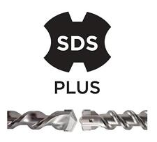 "1/2"" SDS-Plus Carbide Masonry Drill Bits - 3 Different Lengths"