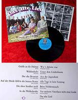 LP Wolfgang Sauer: Das alte Lied (Columbia SMC 74 493) D