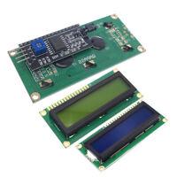 1602 LCD Board Module 16x2 Character LCD Module HD44780 Controller I2C Interface