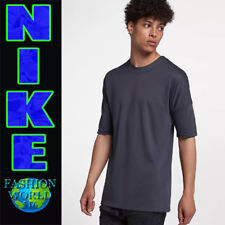 Nike Men's Size Large Rise 365 Half Sleeve Reflective Running Top 928541 081