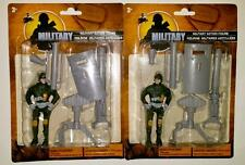 "ELITE FORCE U.S. NAVY SEAL GI JOE TYPE 3.75"" MILITARY ACTION FIGURES - NEW"