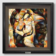 "Disney Lion King ""Villainous Brother"" by Tom Matousek  FRM/COA"