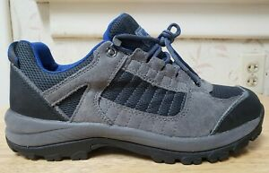 Duluth Trading Co. Suede Leather Jackpine Trekker Hiking Shoes Men's Size 11
