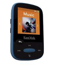 SanDisk Clip Sport Blue (8 GB) Digital Media Player