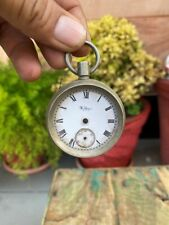 Waltham U.S.A Traveler Brand American Waltham Watch Company Vintage Pocket Watch