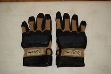 Wiley X Hybrid Knuckle Gloves Coyote Tan Medium Gloves Only