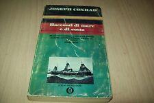 JOSEPH CONRAD-RACCONTI DI MARE E DI COSTA-OSCAR MONDADORI 340-1971 MOLTO BUONO!