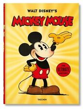 Walt Disney's Mickey Mouse: The Ultimate History  Hardcover, Illustrated