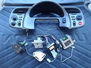 JDM Honda S2000 F20C VTEC 1999–2009 Gauge trim audio A/C Heater Controller OEM