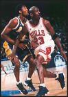 """Chicago Bulls - Michael Jordan & Lakers - Kobe Bryant -Poster """"24 X 36""""- NEW"""