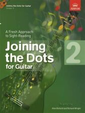 Joining The Dots for Guitar Grade 2 ABRSM Sight-Reading Music Book