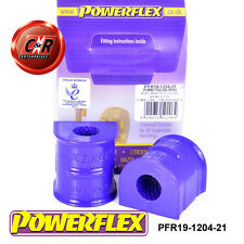 Volvo S40 (04 on) Powerflex Front ARB To Chassis Bushes 21mm PFR19-1204-21
