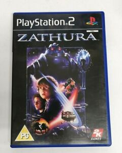 Zathura Sony PlayStation 2 PS2 FREE POSTAGE