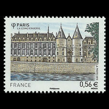 France 2010 - 83rd FFPA Congress Architecture - Sc 3869 MNH