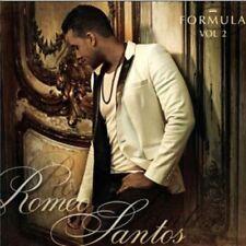 ROMEO SANTOS - FORMULA VOL.02 [CD]
