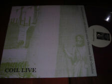Coil Megalithomania! Lp Ltd50 red-marbled New/unplayed(Death in June Current 93)