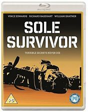 Sole Survivor - [Dual Format Edition DVD & Blu ray] NEW & SEALED William Shatner