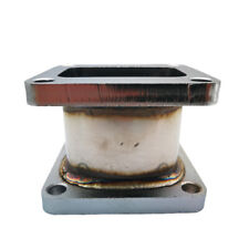 Stainless T4 Spacer Inlet Flange Turbocharger Manifold Flange Conversion T4 - T4