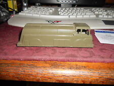 Army truck  Olive Drab Midgetoy Ford tanker New Old Stock from factory