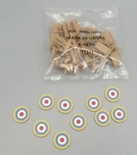 Axis & Allies United Kingdom British Britain Replacement Army Unit Parts Pieces