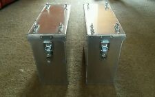 Aluminium panniers pair  top box adventure bike gs ktm