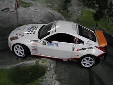 Yatming Nissan 350Z 1:18 #20 van den Brand / Smeets Sezoens Rally 2013