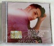 MARCO CARTA - NECESSITA' LUNATICA - CD Sigillato