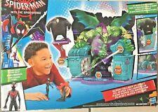 SPIDER-MAN INTO THE SPIDER-VERSE SUPER COLLIDER PLAYSET 4+ NEW