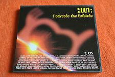 CD LES ENFOIRES L ODYSEE 2001