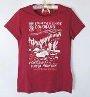 Fjallraven Classic Colorado Womens T-shirt Size Small