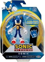 """Sonic the Hedgehog 4"""" Inch Poseable Action Figure New NIB In Stock!"""