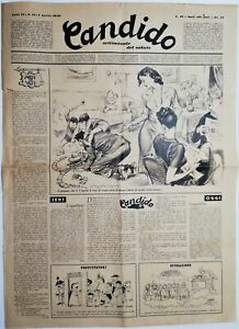 Candido settimanale del sabato anno II numero 14 - 7 Aprile 1946