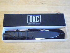 Ontario Knife Company GEN II SP-43 Drop Point Fixed Blade Knife, New in box.