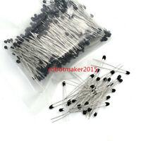 50PCS MF52AT MF52 MF52B 3950 NTC Thermistor Thermal Resistor 5% 10K 50K 100K