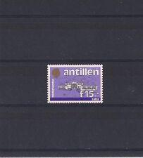 Netherlands Antilles 1989 Defs 15 Guilden Top Value Scarce V.Fine MNH