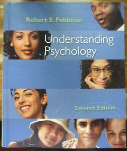 UNDERSTANDING PSYCHOLOGY..ROBERT FELDMAN...SEVENTH EDITION..VERY GOOD COPY..H/C