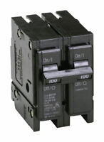Eaton  Cutler-Hammer  100 amps Plug In  2-Pole  Circuit Breaker