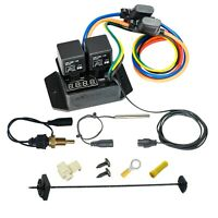 "Digital Thermatic® Fan Switch With 1/4"" NPT Thermal Sensor Kit (PART #0445)"