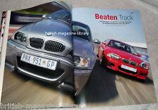 BMW Car 2004 M1 Art Car E46 M3 v M3 CSL Alpina Rally Car 1600tii Buyer Guide E46