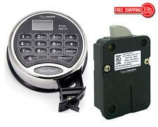SecuRam L22-II Keypad & Lock Kit-Time Delay, Super Code, 30 Users, Audit, Duress