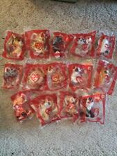 McDonald's 2021 TEENIE BEANIE BOOS Happy Meal Toys FULL set of 14 complete *new*