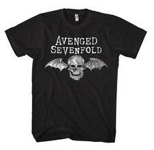 Official Avenged Sevenfold - Death Bat Logo T-shirt Large
