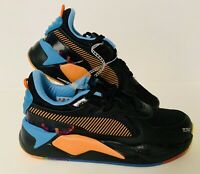 PUMA Pre-School x TETRIS RS-X Little Kids' Shoes 373898-01 (SIZE 1.5C)