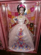 WOW RARE 2020 DIA DE MUERTOS BARBIE DOLL NRFB GOLD LABEL