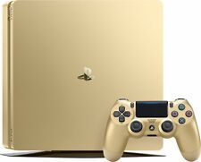 -/*BRAND NEW*- SONY PlayStation 4 1TB Slim Console - Gold!