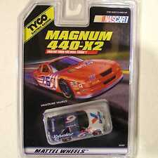 1998 TYCO 440-X2 MARK MARTIN #6 RARE Slot Car MOC 35397