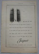 1942 Jaguar Original advert No.2