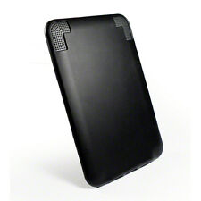 Black Silicone Case Cover for Kindle 3 Keyboard & Screen Protector 3G - In Stock