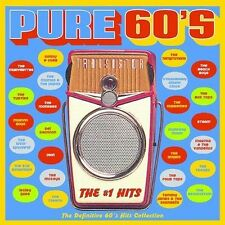 NEW Pure 60's: The #1 Hits (Audio CD)